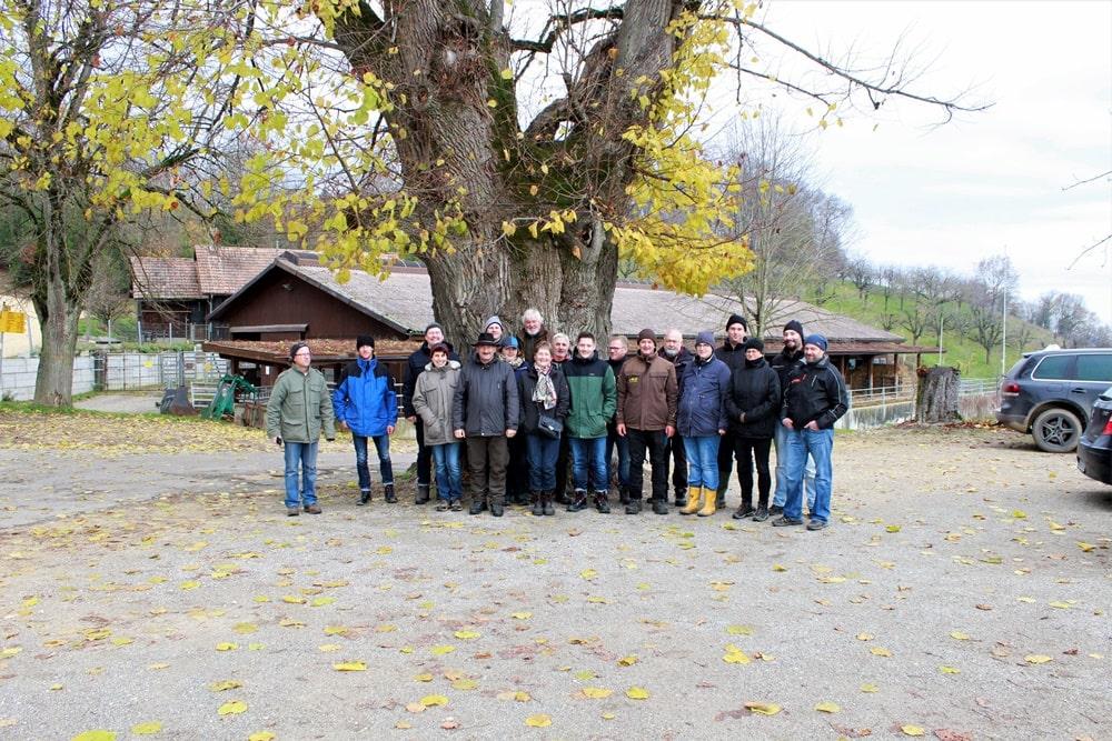 Gruppenbild Hofgut Farnsburg