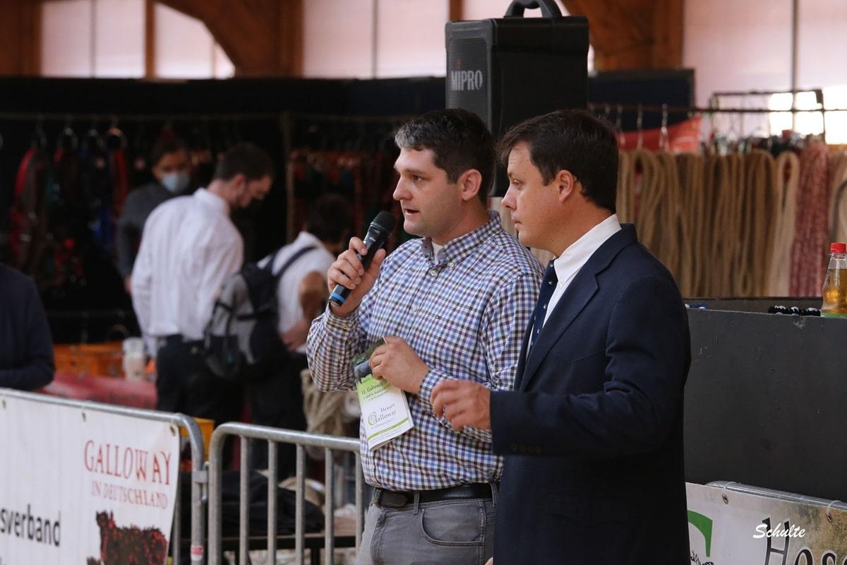 Tobias Petzenberger + Preisrichter PJ Budler Internationale Judge, Fort Worth., Texas